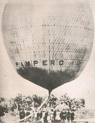 Resultado de imagen para globo pampero