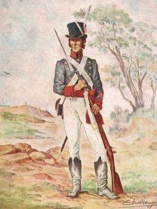 Resultado de imagen para regimiento patricios